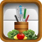 iShopNCook Recipe & Shopping List app for iPhone